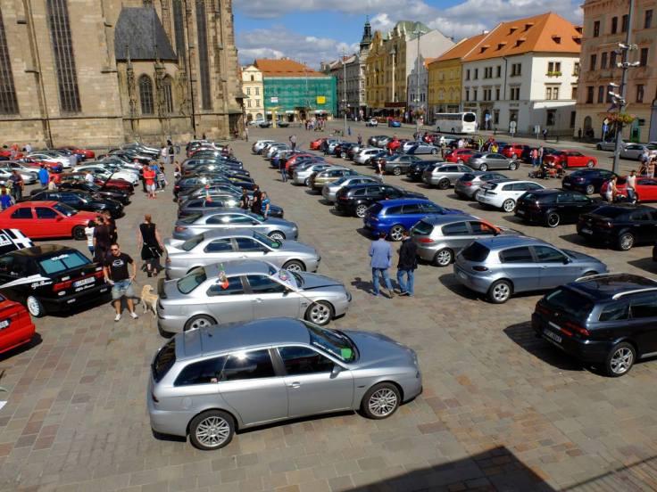 EURO Alfa Romeo PILSEN 2015