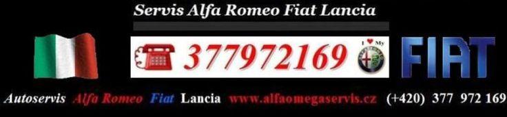 Alfa Romeo autoservis
