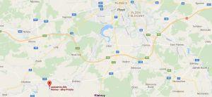 autoservis Alfa Romeo navigační mapa