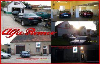 Autoservis Alfa Romeo dílny Průcha Plzeň Jih Vstiš 33441 Dobřany
