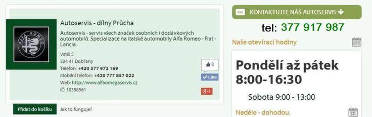 autoservis Plzeň