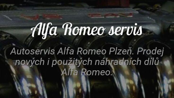 náhradní díly Alfa Romeo