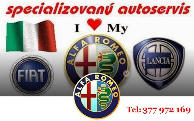 Alfa Romeo servis Plzeň