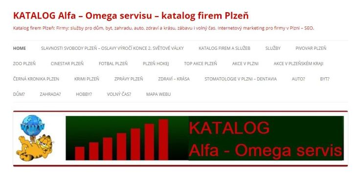 Katalog Alfa - Omega servisu